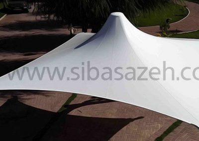 آلاچیق چادری