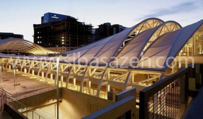سازه های چادری